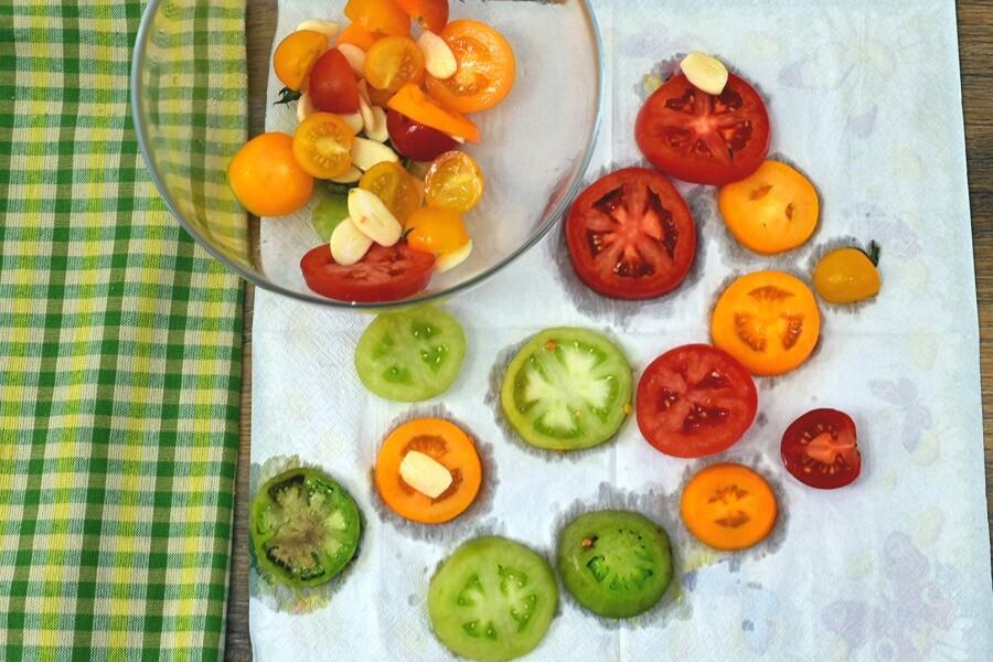 Tomato Galette recipe - step 8
