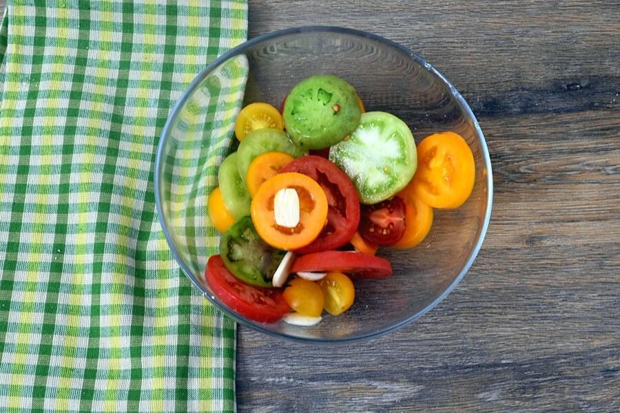 Tomato Galette recipe - step 7