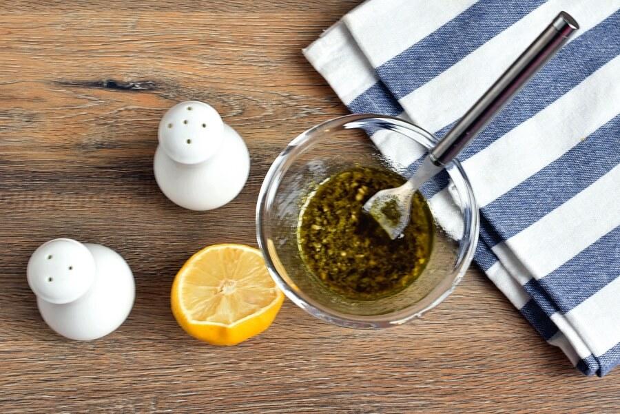 Tricolore Couscous Salad recipe - step 2