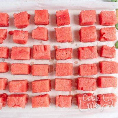 Watermelon Frose recipe - step 2