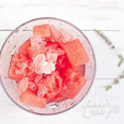 Watermelon Frose recipe - step 4