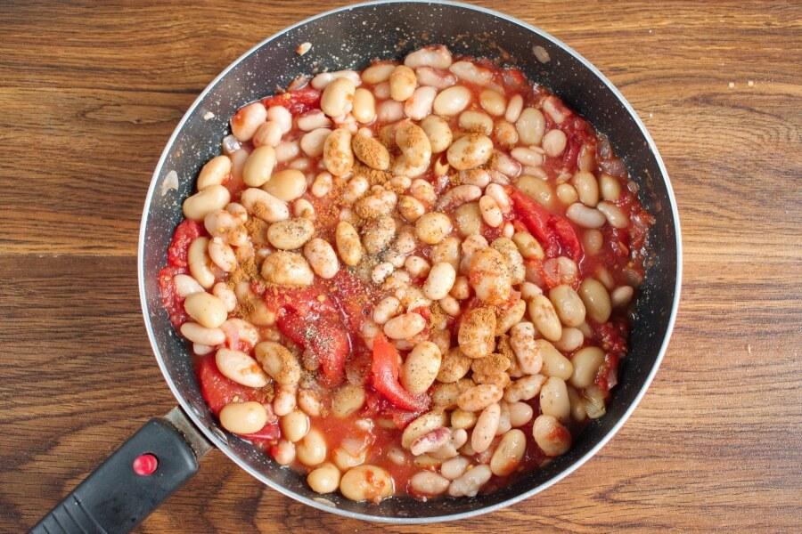 White Bean Moussaka recipe - step 3