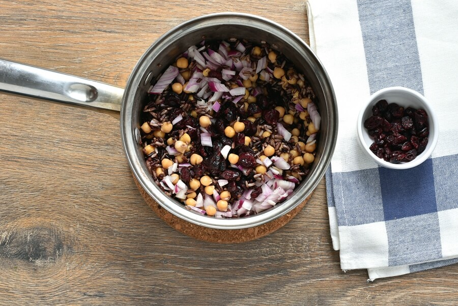Wild Rice and Feta Salad recipe - step 3