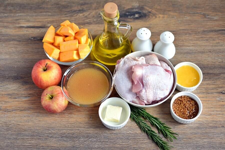 Apple Cider Glazed Chicken Recipe-How To Make Apple Cider Glazed Chicken-Delicious Apple Cider Glazed Chicken