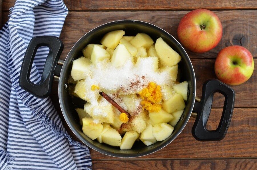 Apple Jam recipe - step 2
