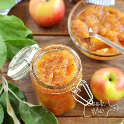 Apple Jam Recipe-How To Make Apple Jam-Homemade Apple Jam