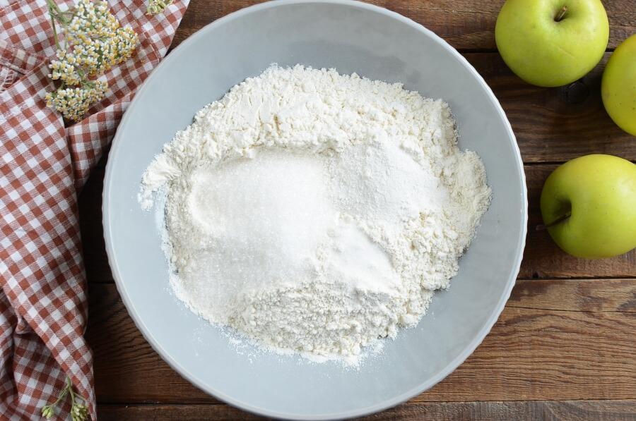 Apple Rose Tart recipe - step 2