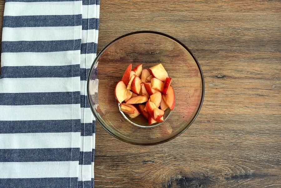 Apple-Wild Rice Salad recipe - step 2