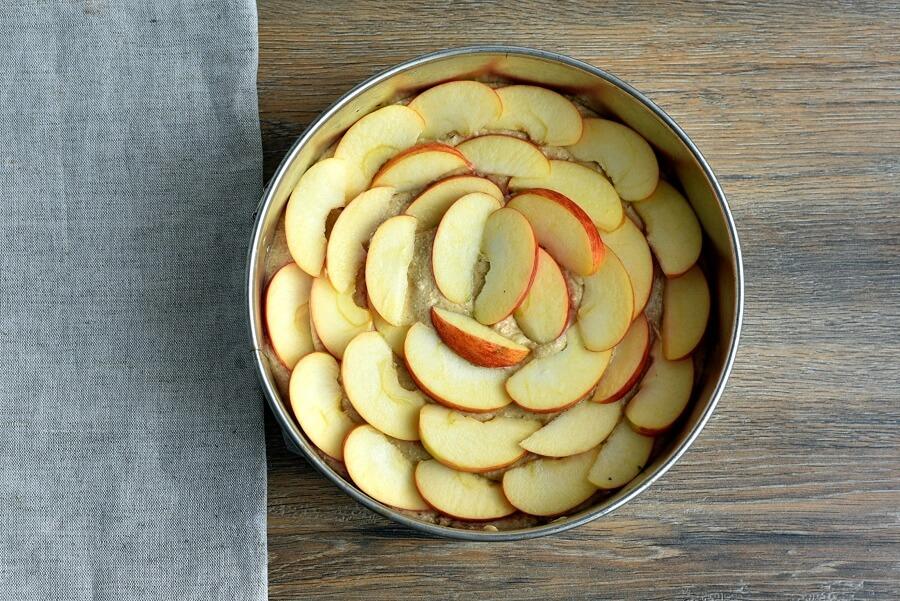 Apple Cake recipe - step 6