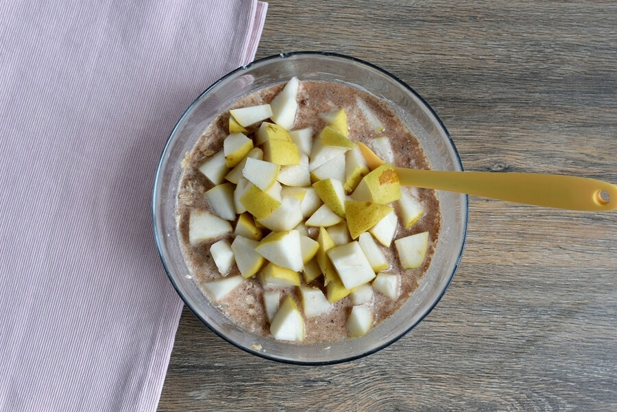 Baked Oatmeal with Pears recipe - step 5