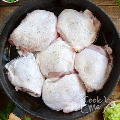 Best Chicken Fricassee recipe - step 3