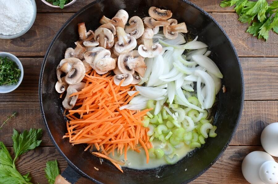 Best Chicken Fricassee recipe - step 4