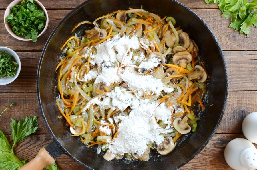 Best Chicken Fricassee recipe - step 5