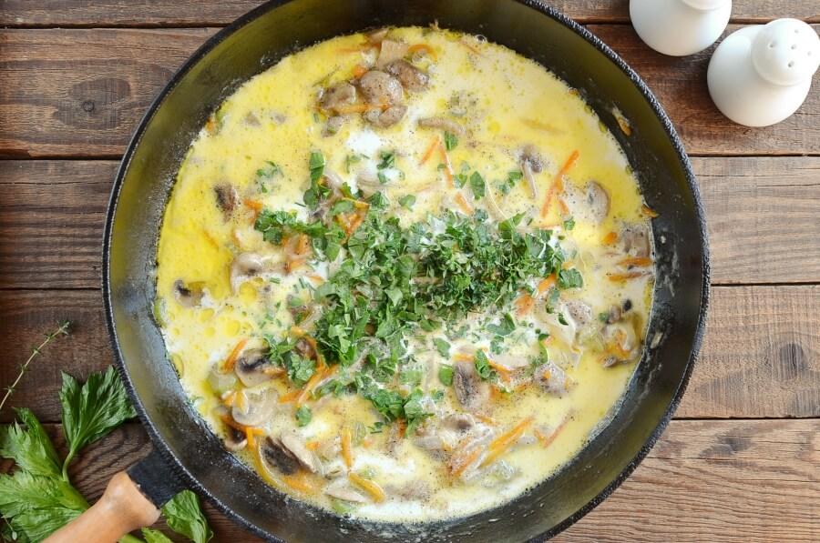 Best Chicken Fricassee recipe - step 7