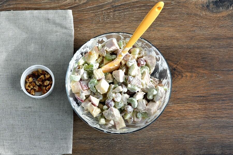 Chicken Waldorf Salad recipe - step 3