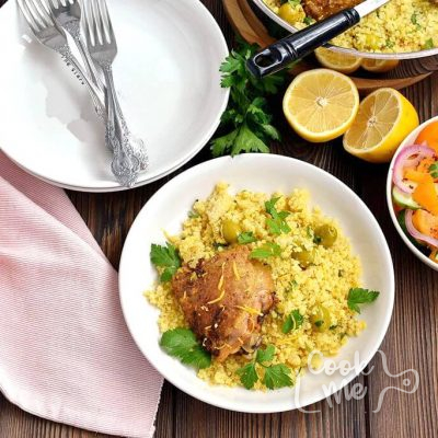 How to serve Chicken & Couscous One-Pot
