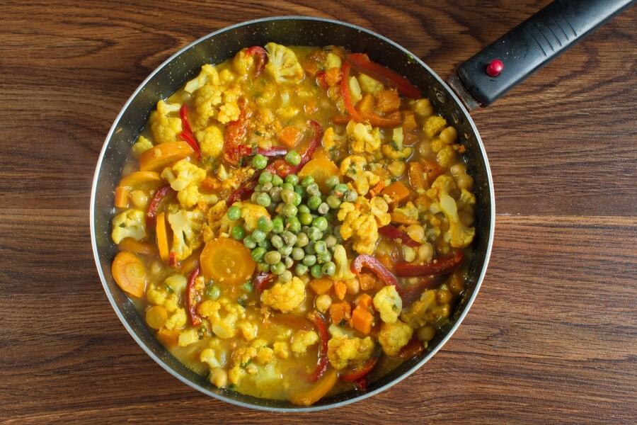 Vegan Chickpea Pumpkin Curry recipe - step 8
