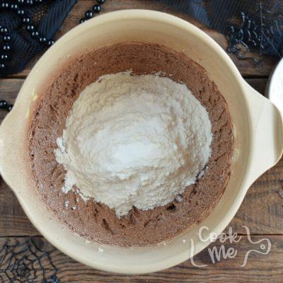 Chocolate Pumpkin Cut out Cookies recipe - step 4