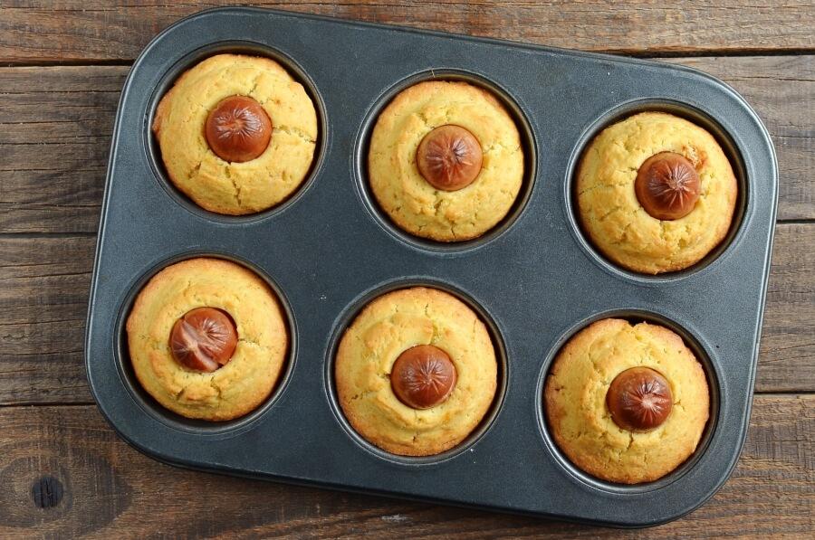Corn Dog Mini Muffins recipe - step 6