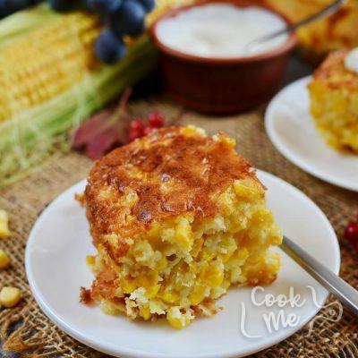 Corn Pudding Recipe-Delicious Corn Pudding-How To Make Corn Pudding