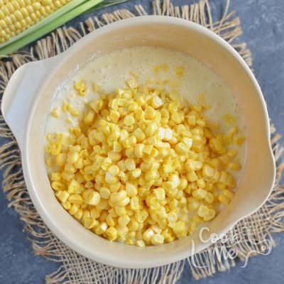 Corn Pudding recipe - step 4