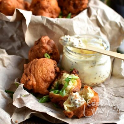Crispy Andouille Hush Puppies Recipe-How To Make Crispy Andouille Hush Puppies-Delicious Crispy Andouille Hush Puppies