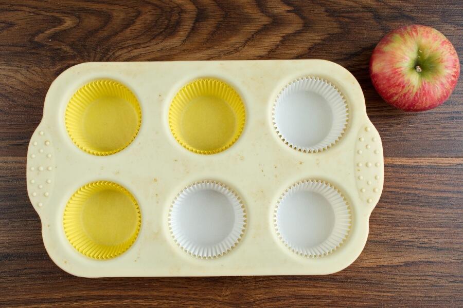 Easy Mini Caramel Apple Cheesecakes recipe - step 1