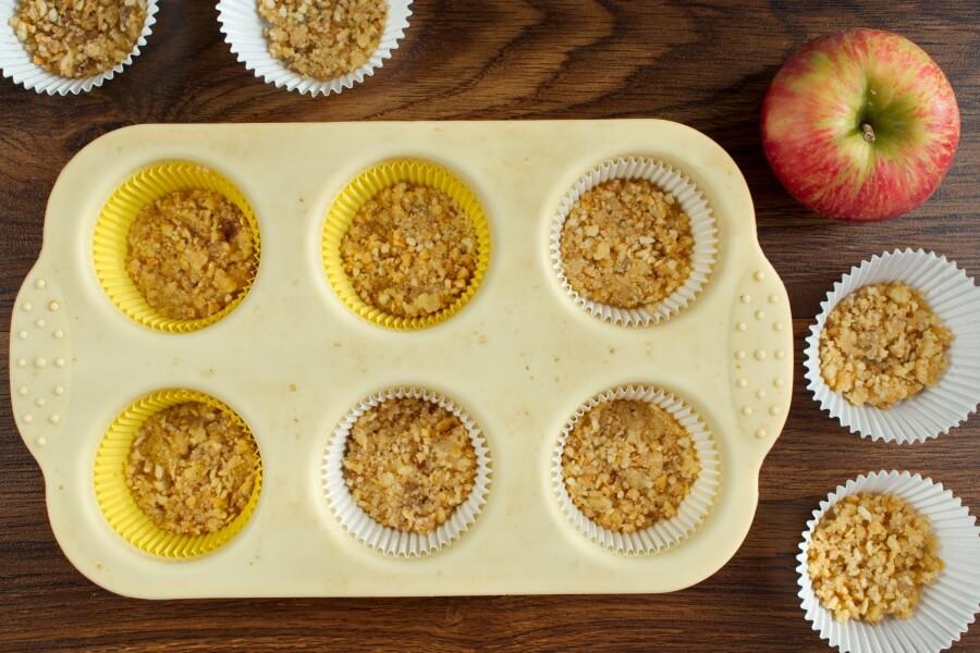 Easy Mini Caramel Apple Cheesecakes recipe - step 3
