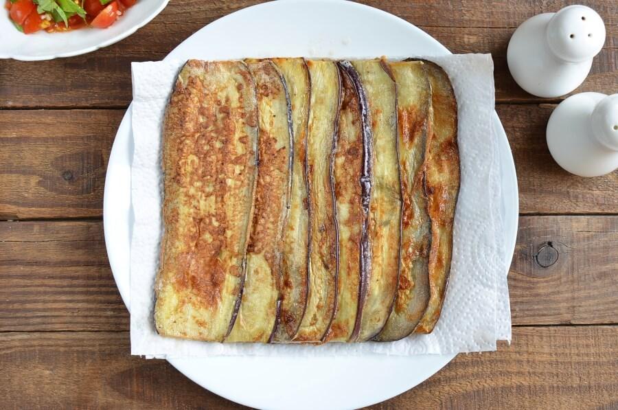 Eggplant & Mozzarella Stick Roll-Ups recipe - step 6