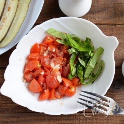 Eggplant & Mozzarella Stick Roll-Ups recipe - step 3