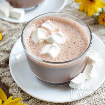 Fluffy Hot Chocolate Recipe-How To Make Fluffy Hot Chocolate-Delicious Fluffy Hot Chocolate