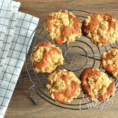 Fresh Apple-Pear Cupcakes recipe - step 11