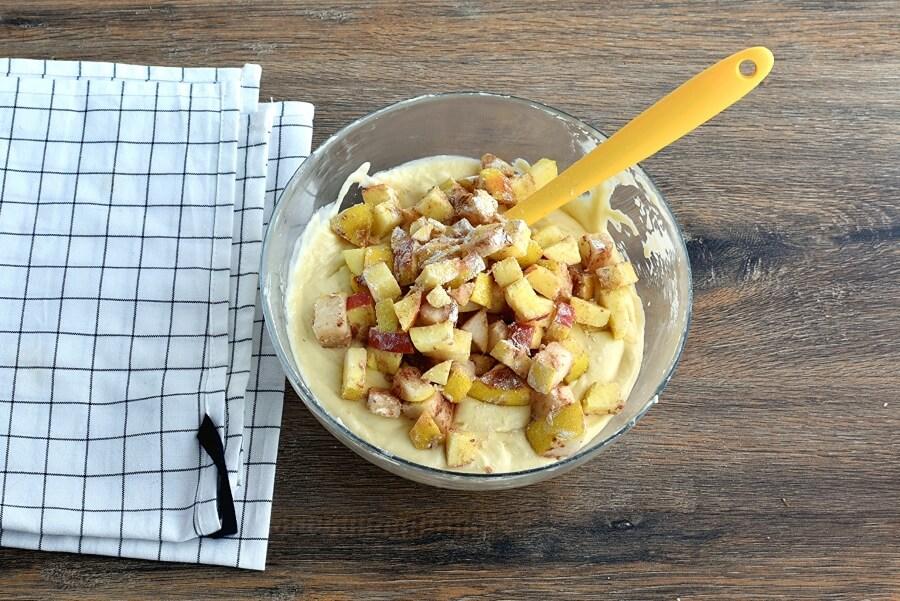 Fresh Apple-Pear Cupcakes recipe - step 8