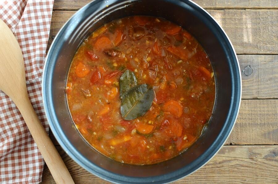 Garlic Lover's Beef Stew recipe - step 5