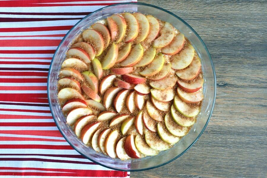 German Apple Cake recipe - step 8