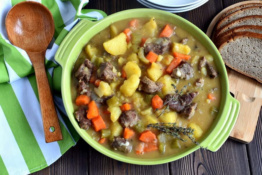 Homemade Apple Cider Beef Stew Recipe-How To Make Homemade Apple Cider Beef Stew-Delicious Homemade Apple Cider Beef Stew