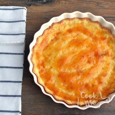 Italian Plum Tart recipe - step 6