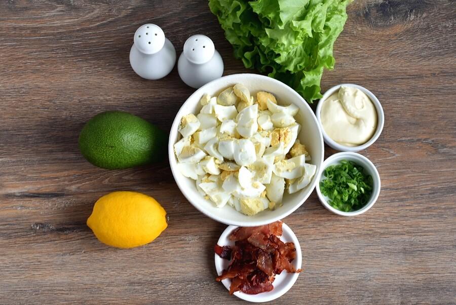 Keto Egg Salad Recipe-How To Make Keto Egg Salad-Delicious Keto Egg Salad