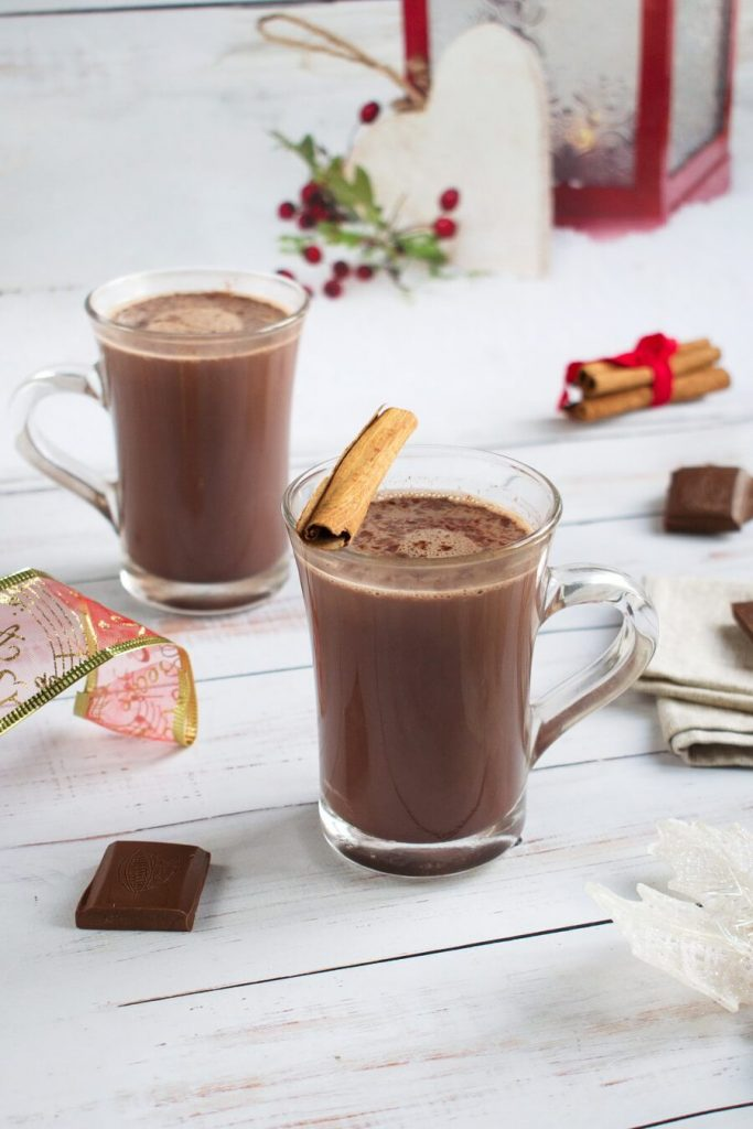 Mexican-Spiced Hot Chocolate