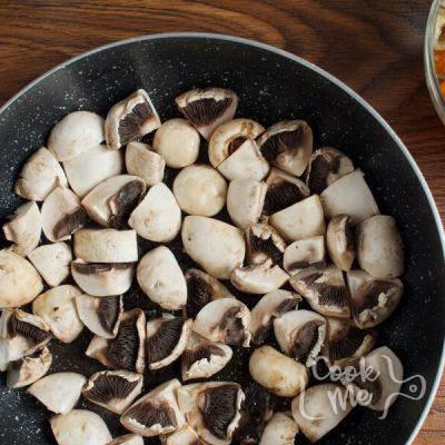 Mushroom Bean Bourguignon recipe - step 3