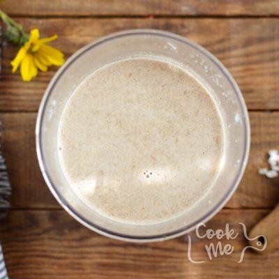 Oat Milk recipe - step 3