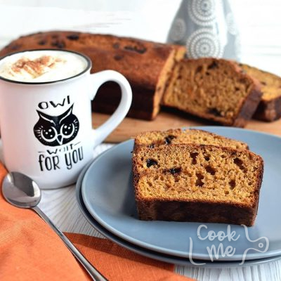 One Bowl Greek Yogurt Pumpkin Bread Recipe-How To Make One Bowl Greek Yogurt Pumpkin Bread-Delicious One Bowl Greek Yogurt Pumpkin Bread
