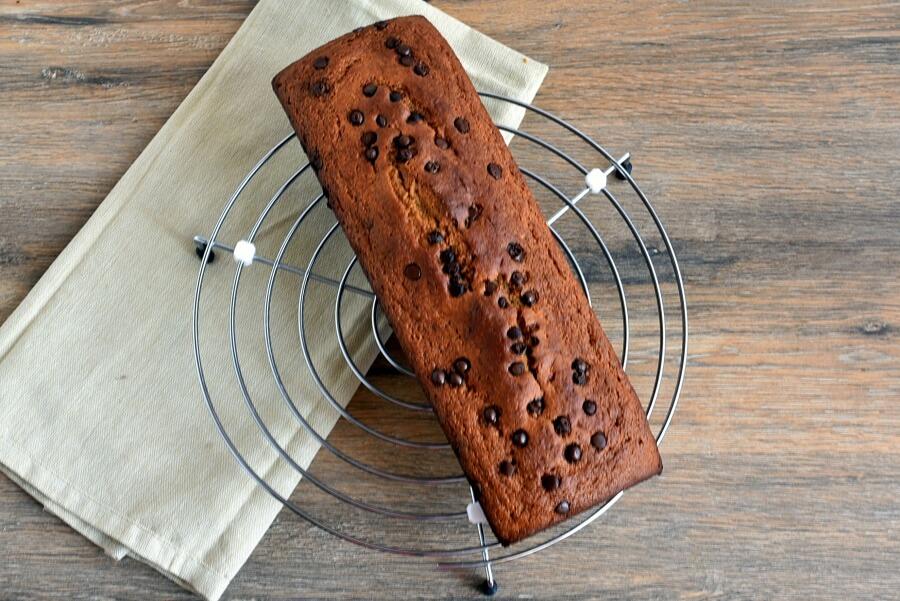 One Bowl Greek Yogurt Pumpkin Bread recipe - step 7
