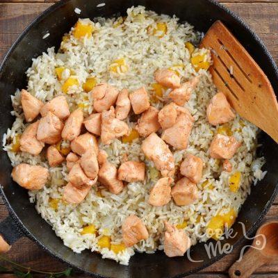 One Pot Chicken and Pumpkin Rice recipe - step 9