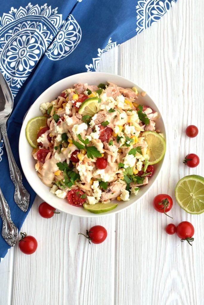 Super make ahead salad