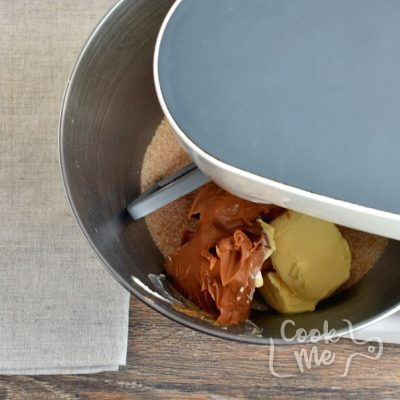 Peanut Butter Spider Cookies recipe - step 3