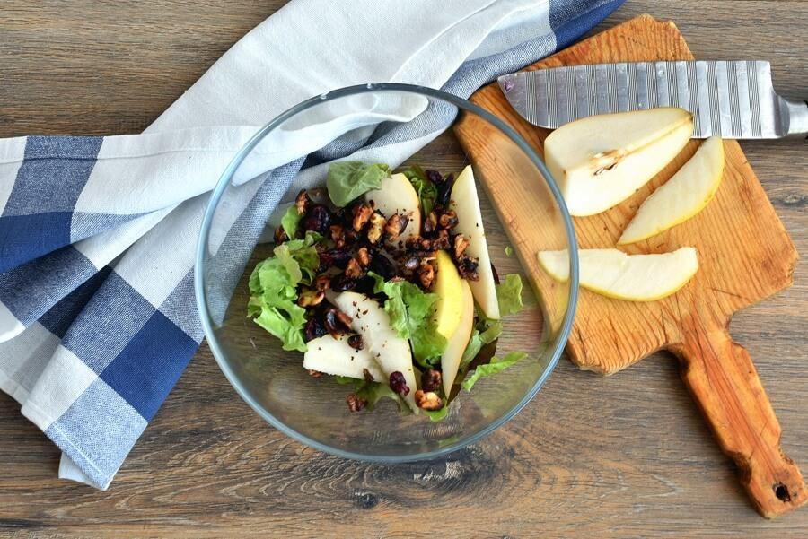 Pear Balsamic Salad recipe - step 6