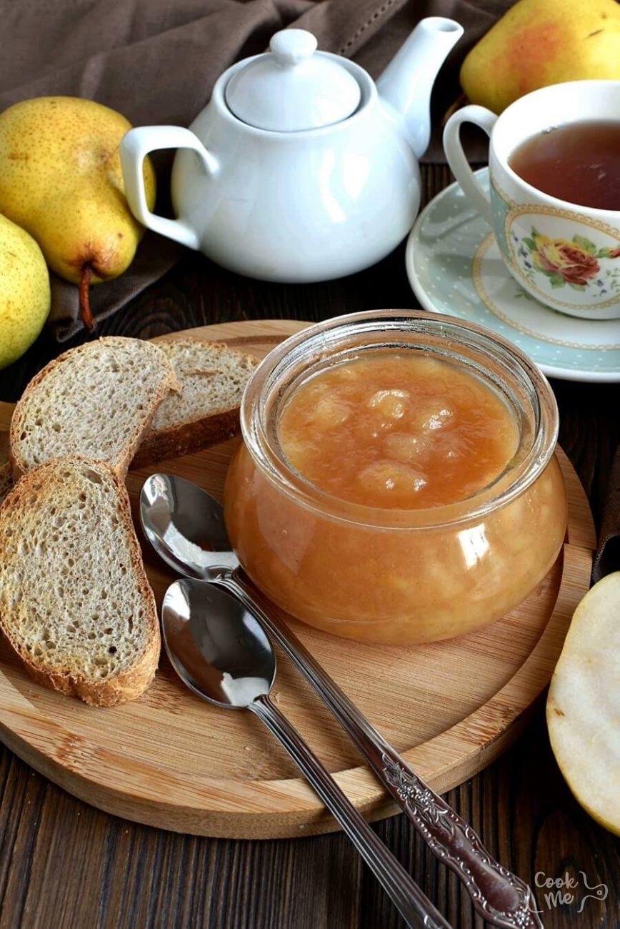 Perfect Pear Jam