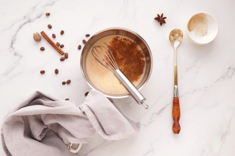 Pumpkin Pie Latte recipe - step 2
