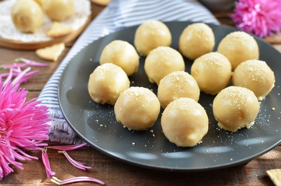 Pumpkin Spice Truffles recipe - step 12